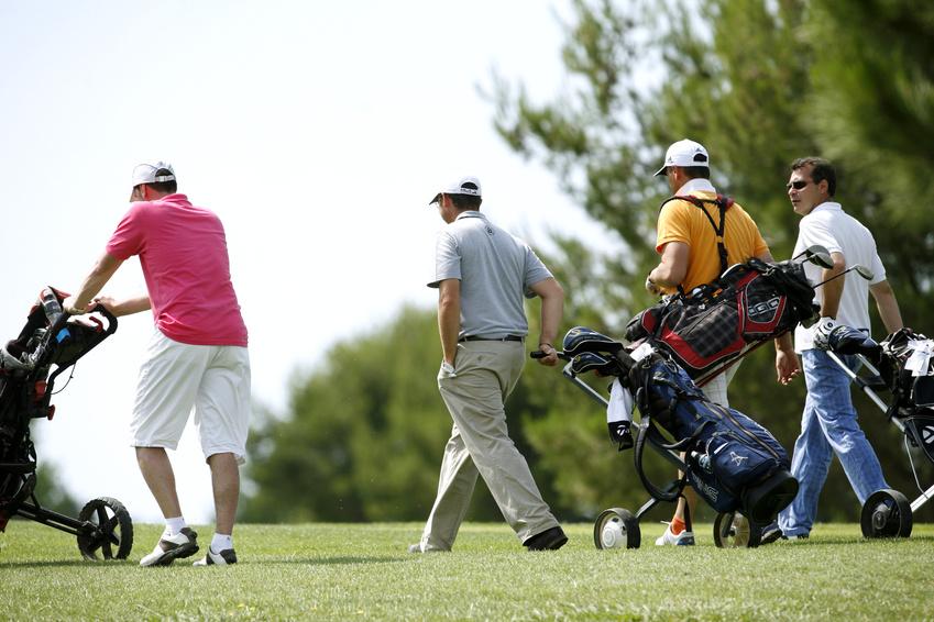 Golf und Business - Raus aus dem Bunker