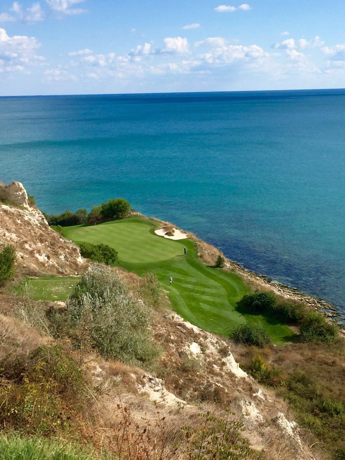 Golfreise Bulgarien - Golftrainingswoche