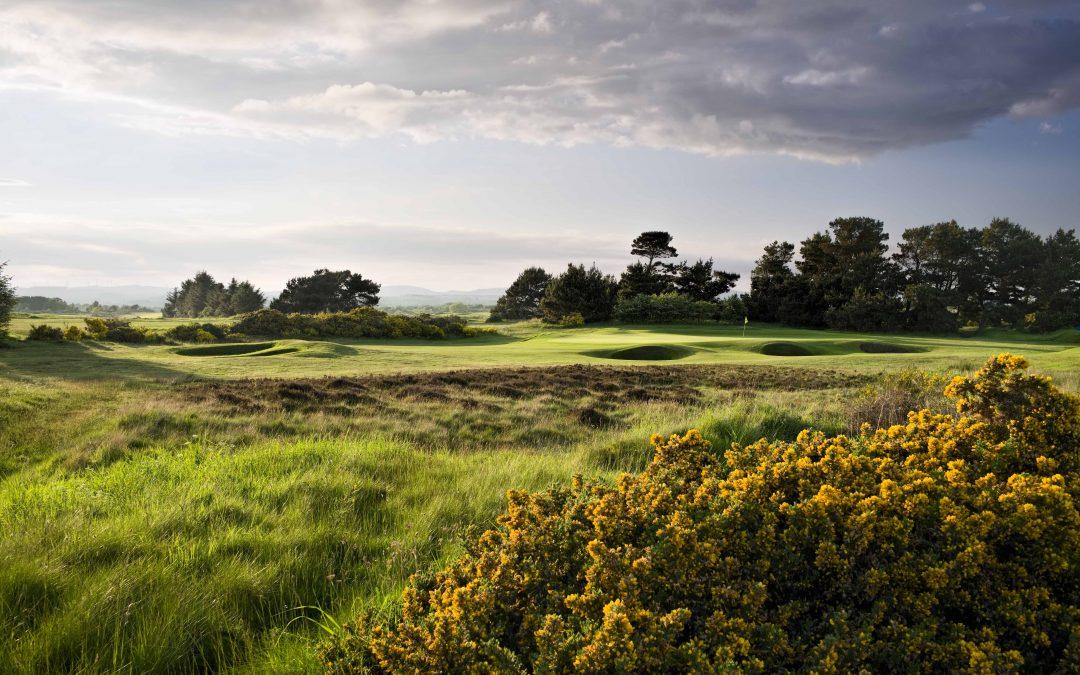 Golftrainingsreise Deluxe Schottland