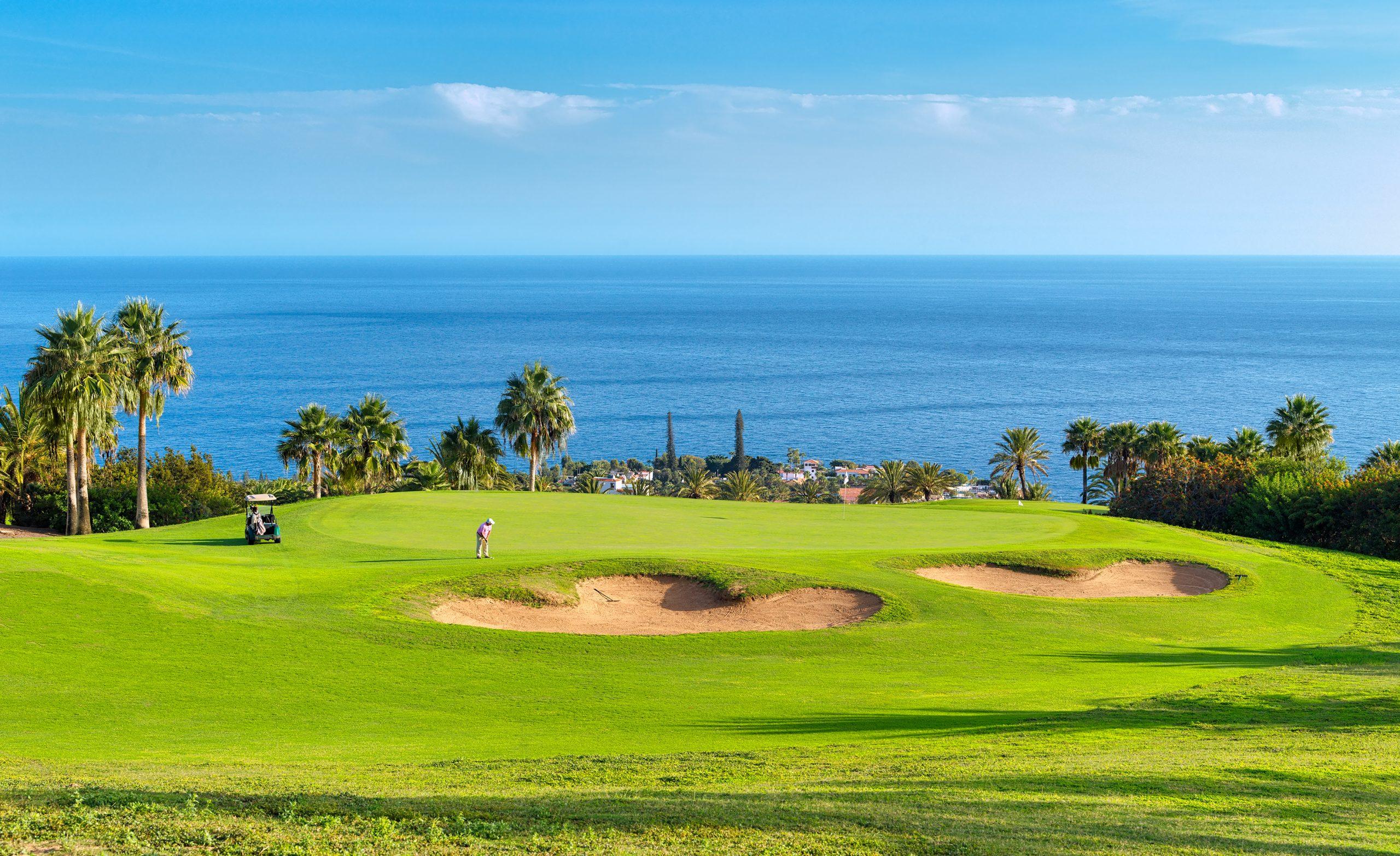 Golfreise Gran Canaria - Deluxe Golftrainingswoche Gran Canaria