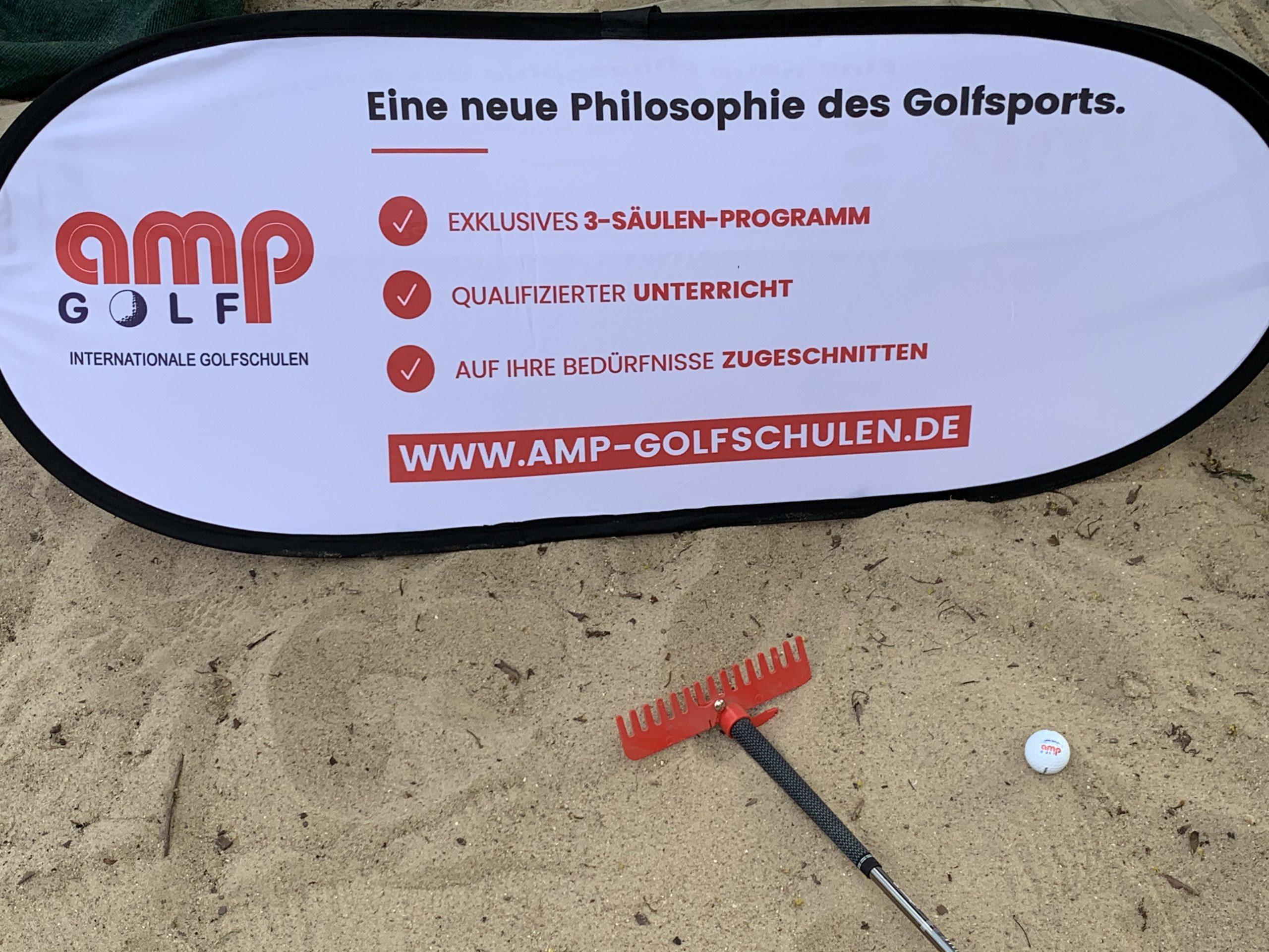 amp Golfschulen - Golfurlaub an den schönsten Orten